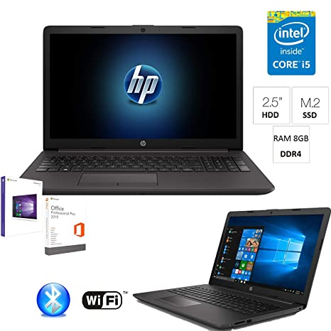 Portátil HP G7 Intel i5 8265U 3,7 GHz, RAM 8 GB Ddr4, SD M.2 ...