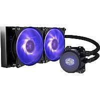 Water Cooler Liquid ML240L, Cooler Master, MLWD24MA20PCR1, RGB, 240 mm