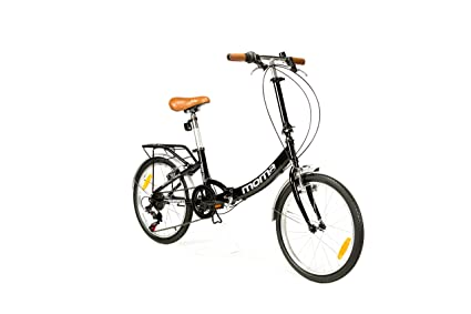 Bicicleta urbana marca Moma Bikes