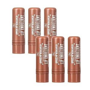 Ruby Kisses Stix O' Miracle Maximum Hydration Lip Emollient RBX02 (6 Pack)