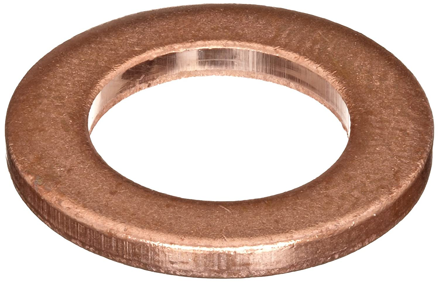 1 OD ASTM B152 Unpolished Mill 0.090 Thickness 110 Copper Round Shim H02//H04 Temper 5//8 ID Finish Pack of 10