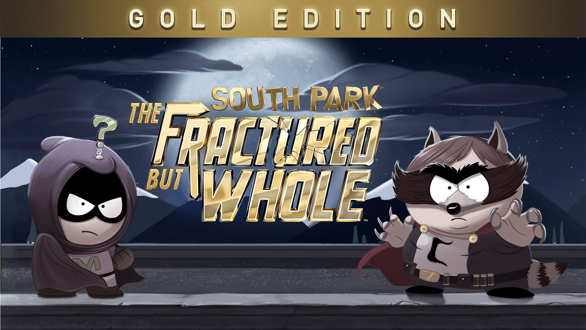 South Park: The Fractured but Whole Gold Edition - Nintendo Switch [Digital Code]