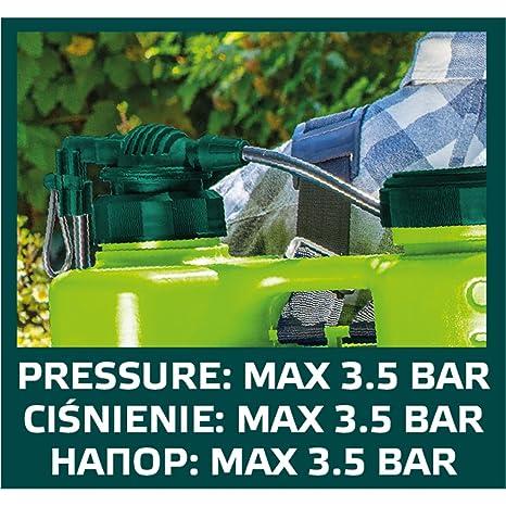 Drucksprühgerät 10 ltr TO1 Gartenspritze Baumspritze Drücksprüher Pumpsprüher