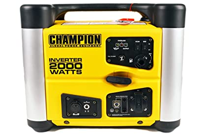 Champion 2000 Watt Inverter Benzin Generator Notstromaggregat