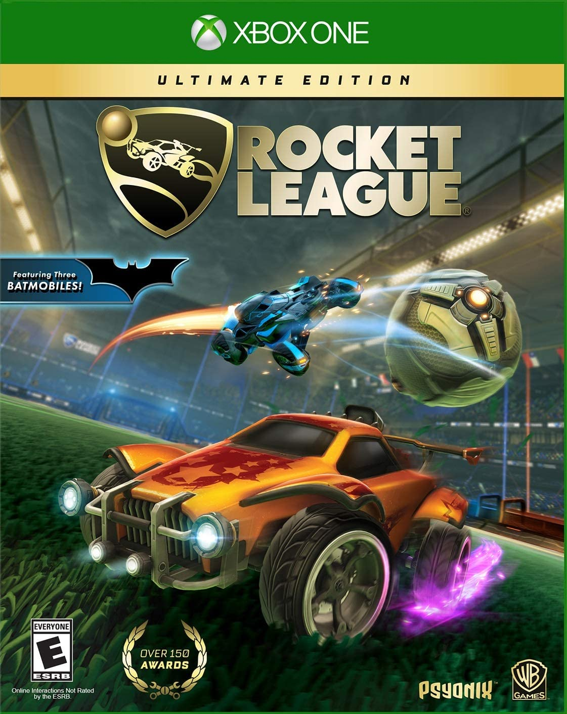 Amazon.com: Rocket League Ultimate Edition - Xbox One: Whv Games: Video  Games
