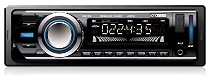 xo vision fm and mp3 car stereo receiver with bluetooth, usb port and sd card slot xo vision xd103 fm xo vision fm and mp3 car stereo receiver with bluetooth, usb port and sd card