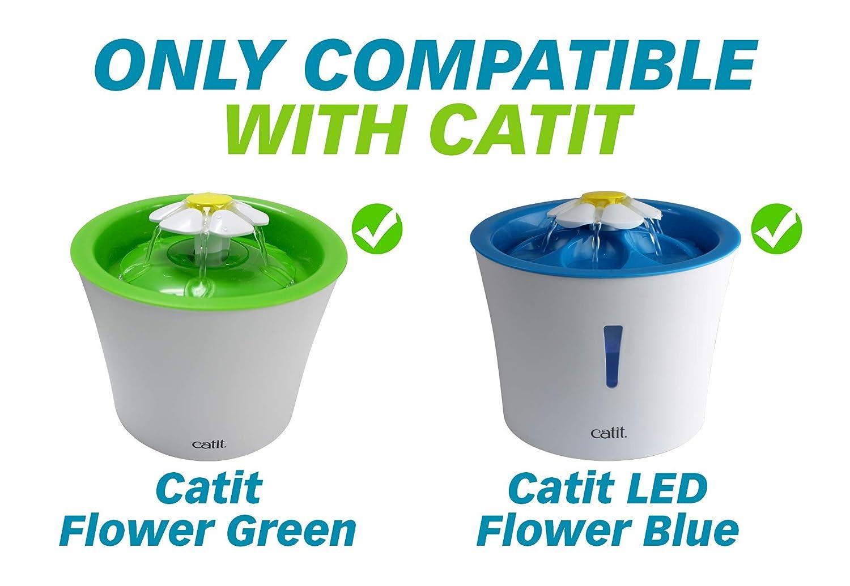 Amazon.com: Filtros para fuentes Catit Design Senses y ...