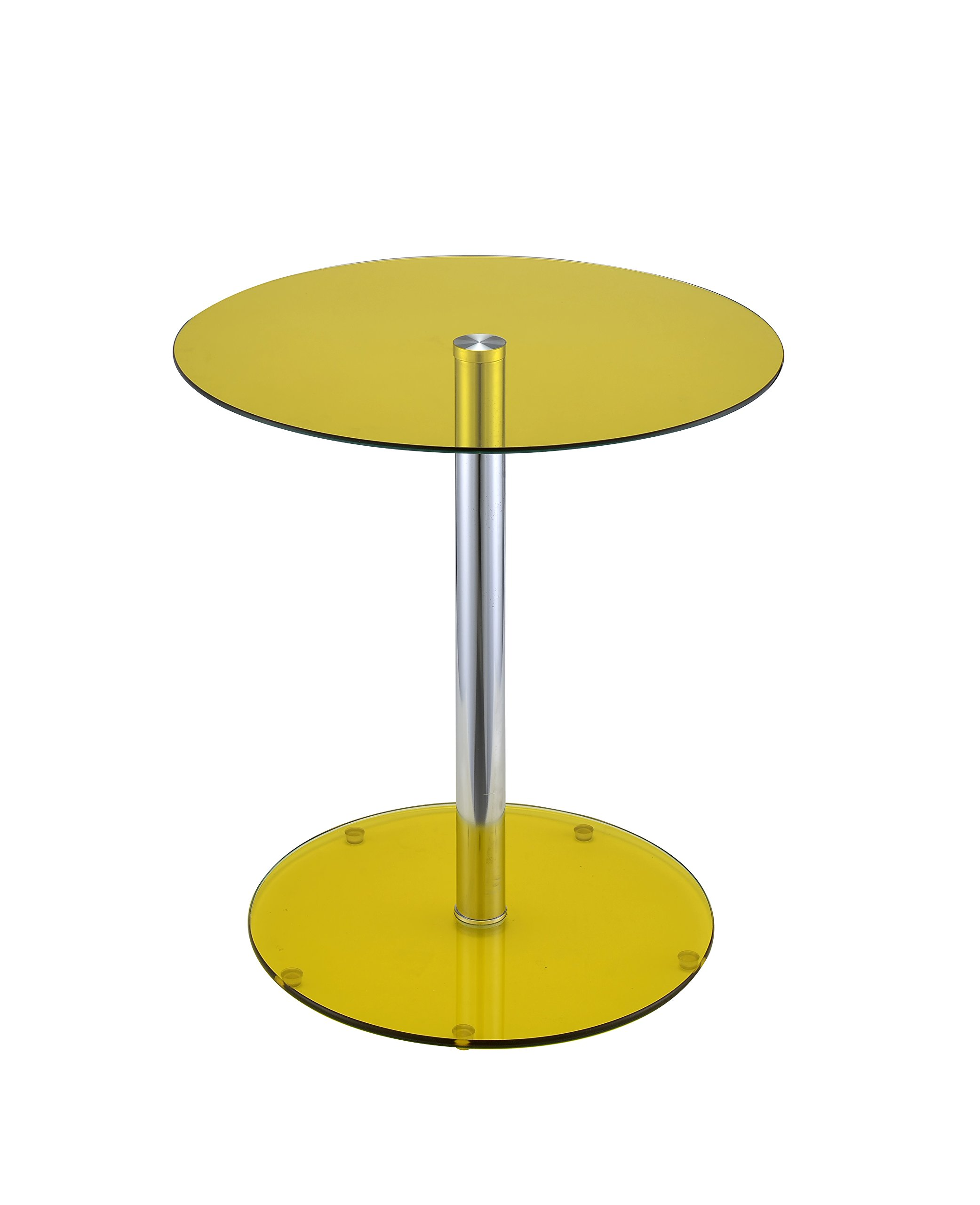 HomeRoots Furniture 286279-OT Tables, Multicolor