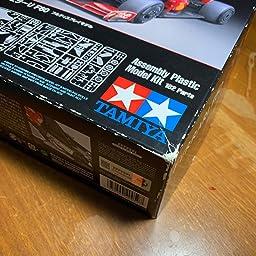 Amazon Co Jp タミヤ 1 20 グランプリコレクションシリーズ No 48 フェラーリ F1 2000 プラモデル 20048 ホビー
