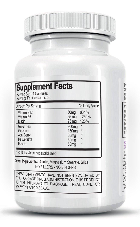 Optimal nutrition caralluma photo 10