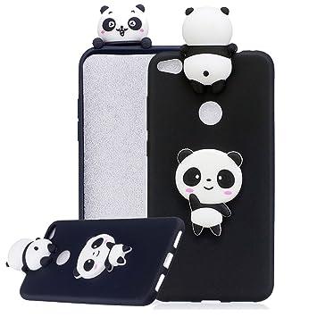 huawei p8 lite 2017 coque kawaii panda