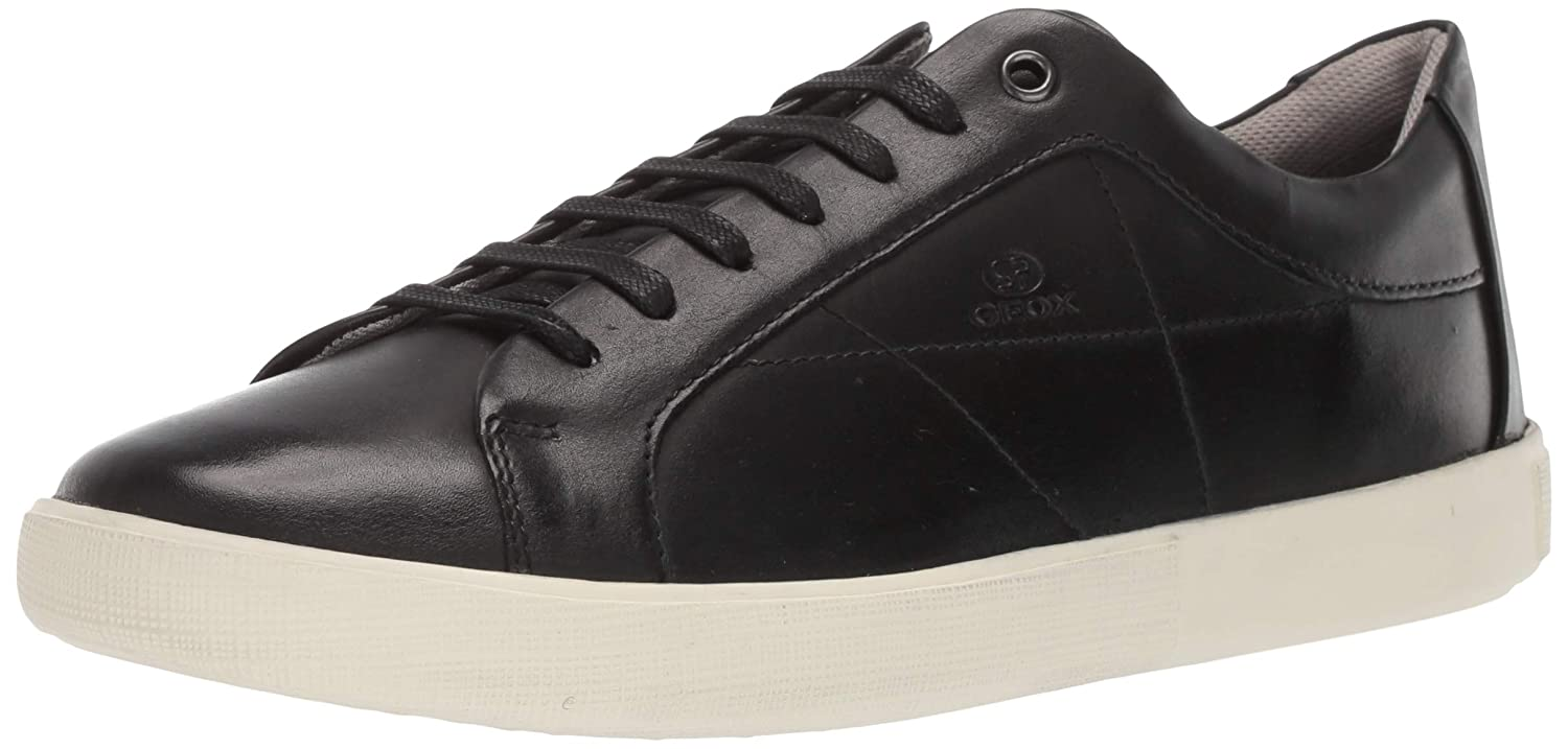 Geox Herren J Harrod 2 Leather Sneaker Turnschuh: