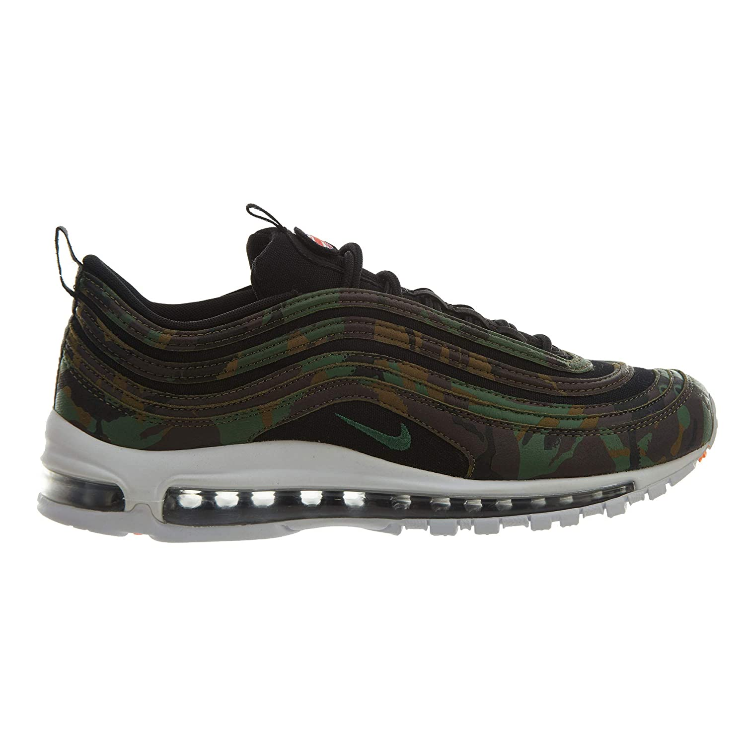 62acc6a389fa Nike Air Max 97 Premium QS Mens Running Trainers Aj2614 Sneakers Shoes   Amazon.co.uk  Shoes   Bags