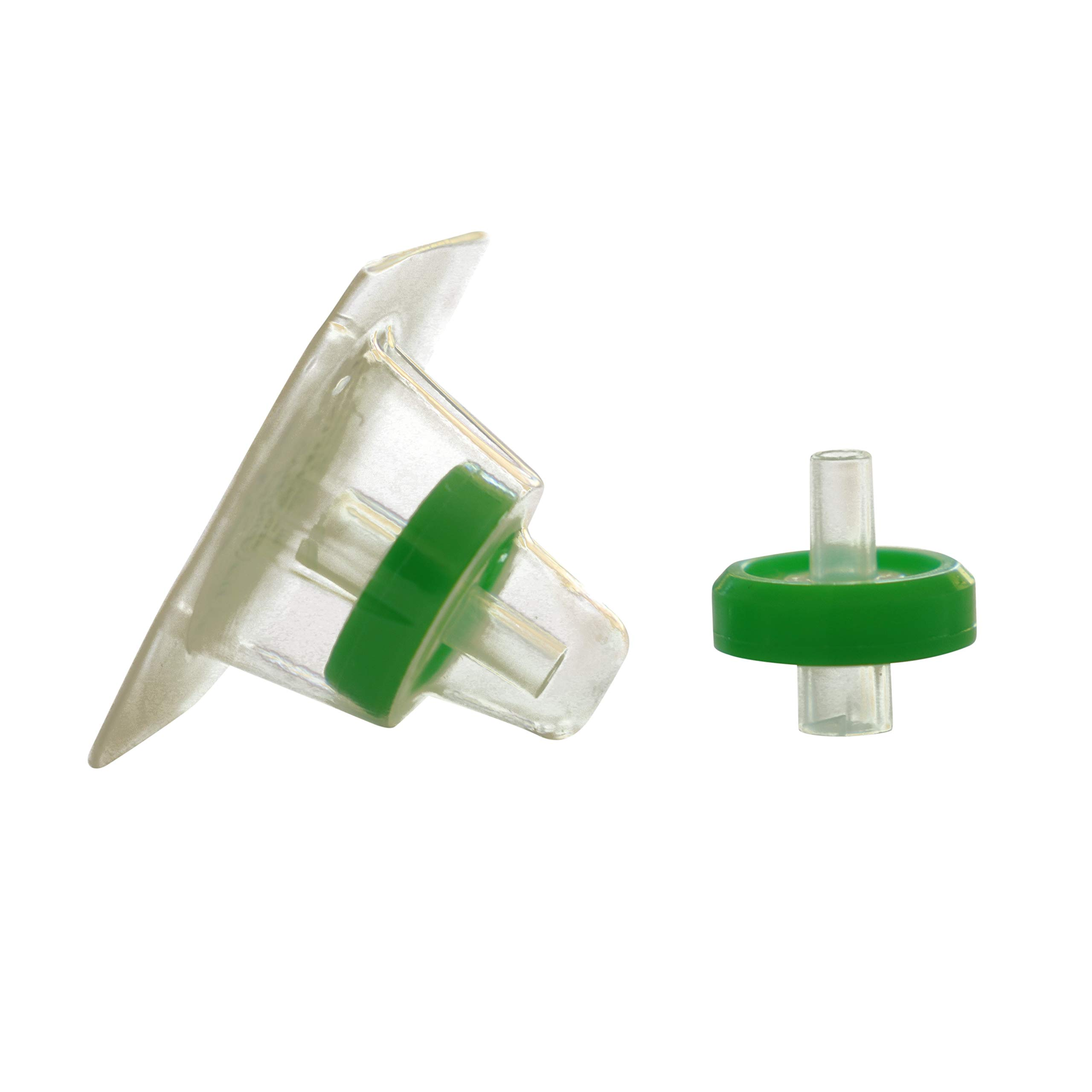 Simsii Sterile Syringe Filters, PES, Diameter: 13 mm, Pore Size: 0.22 um, Pack of 100 by Simsii