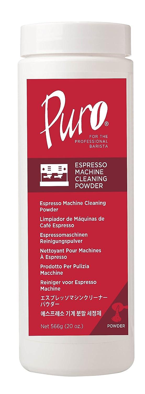 Puro Caff - 20 Ounce - Espresso Machine Cleaner Cleaning Powder Back Flush Espresso Machines Clean Airpots