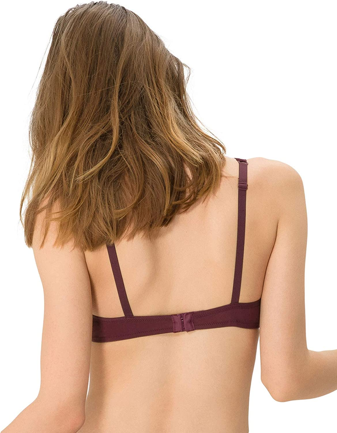 Variance 27836 Womens Attractive Padded Underwired Padded Bra