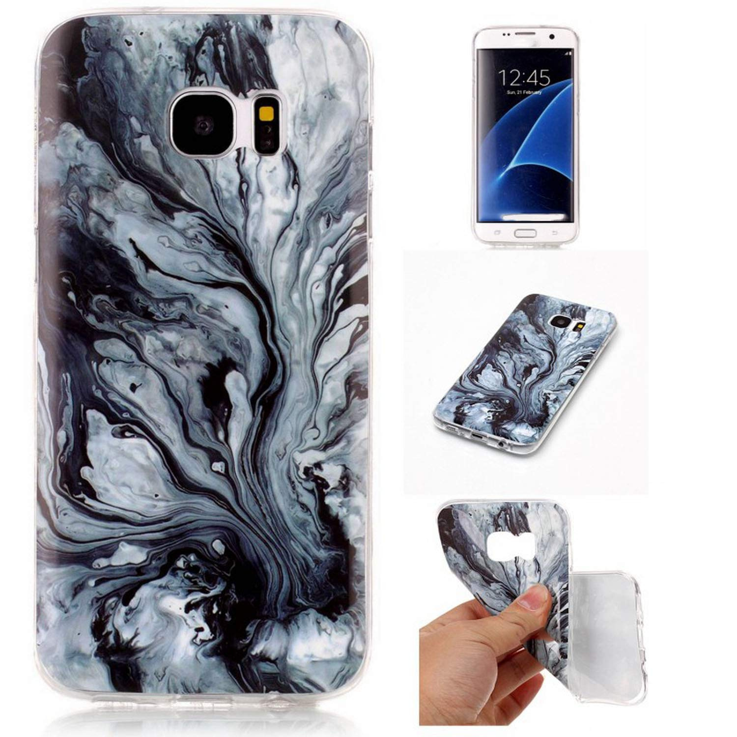 Amazon.com: for Samsung Galaxy S8 Plus S7 Edge S6 S5 S4 S3 ...