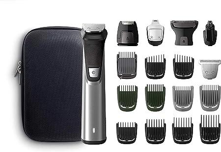 Recorta y da forma a tu cara, cabello y cuerpo con las 18 herramientas,11 peines-guía para recortar