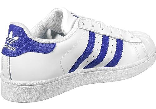 adidas Superstar J, Zapatillas Unisex niños: Amazon.es: Zapatos y complementos
