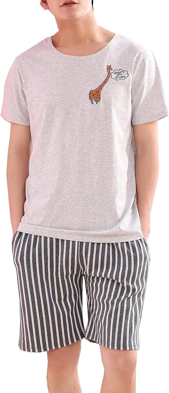 Amazon.com: Fashion Teen Boys Top and Shorts PJS Set Loungewear Snug-Fit  Sleepwear: Clothing