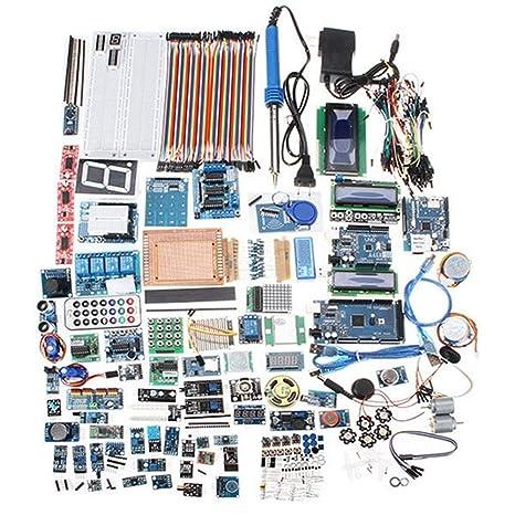 Be82aene Relé Bluetooth WiFi UNO Mega Nano Sensor LCD Kits ...