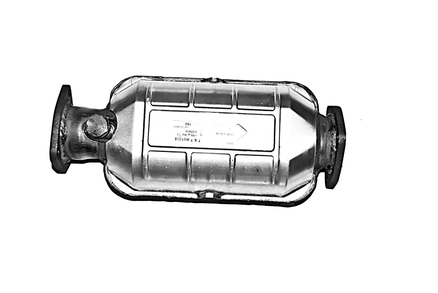 Non CARB Compliant Benchmark BEN1305 Direct Fit Catalytic Converter