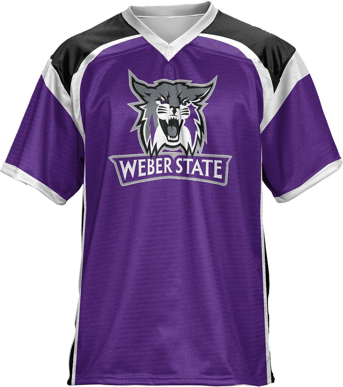 ProSphere Weber State University Mens Performance T-Shirt Tailgate