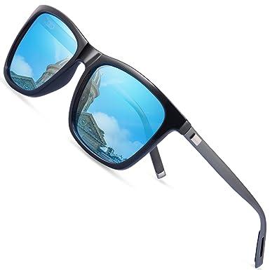 FEIDU Cocoons Fitovers - Gafas de sol polarizadas (talla XL)