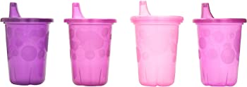 4-Pack The First Years Take & Toss Sippy Cups