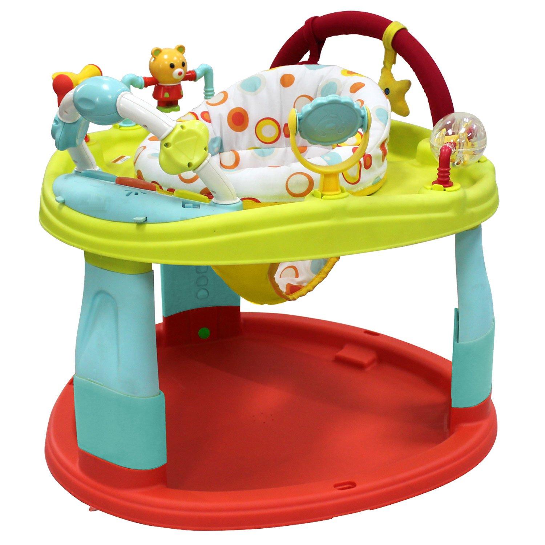 Base d'activités et d'éveil pour bébés. BébéAchat