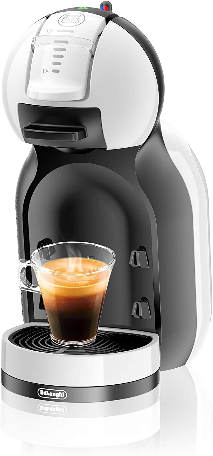 DeLonghi Dolce Gusto Mini Me EDG305.WB - Cafetera de cápsulas, 15 ...