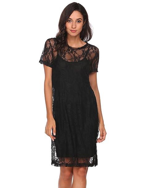 Accesorios para vestidos de encaje cortos