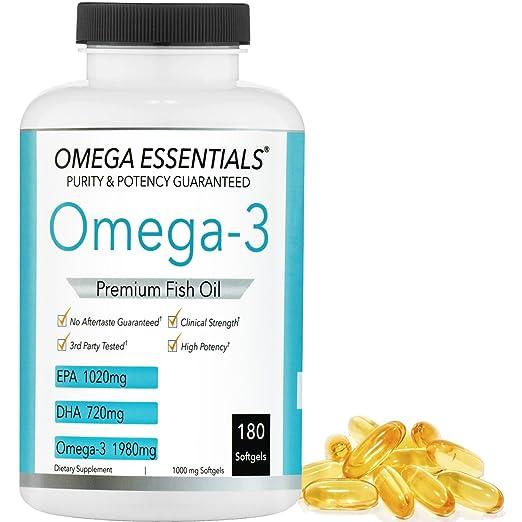 70155483049 Los mejores 5 suplementos de Omega 3 para cuidar de tu salud