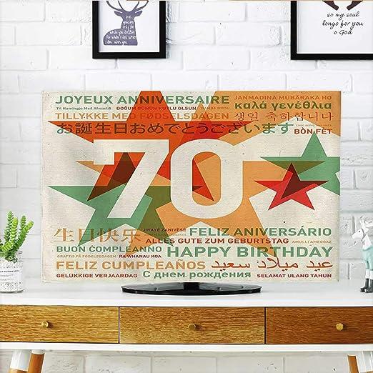 Auraisehome - Confeti de Colores para Proteger tu televisor ...