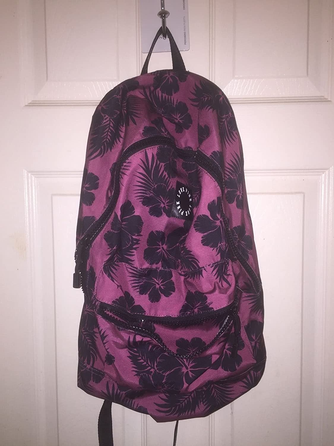 Amazon.com | Victorias Secret Pink Everyday Light Backpack ...