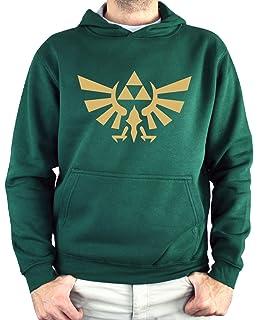 PLANETACAMISETA Sudadera Videojuego Zelda