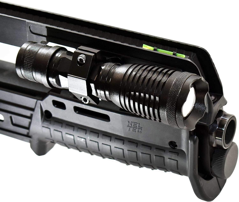Trinity 1500 lumen hunting light for Kel tec ks7 aluminum black hunting optics home defense security.