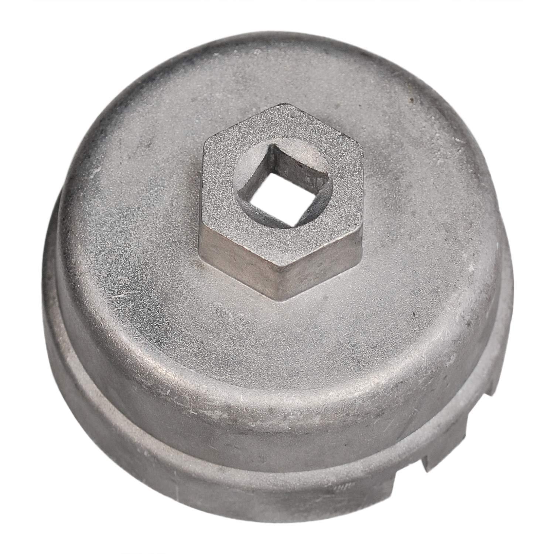 64.5mm Aluminium Oil Filter Cap Remover Tools Wrench Housing For TOYOTA LEXUS