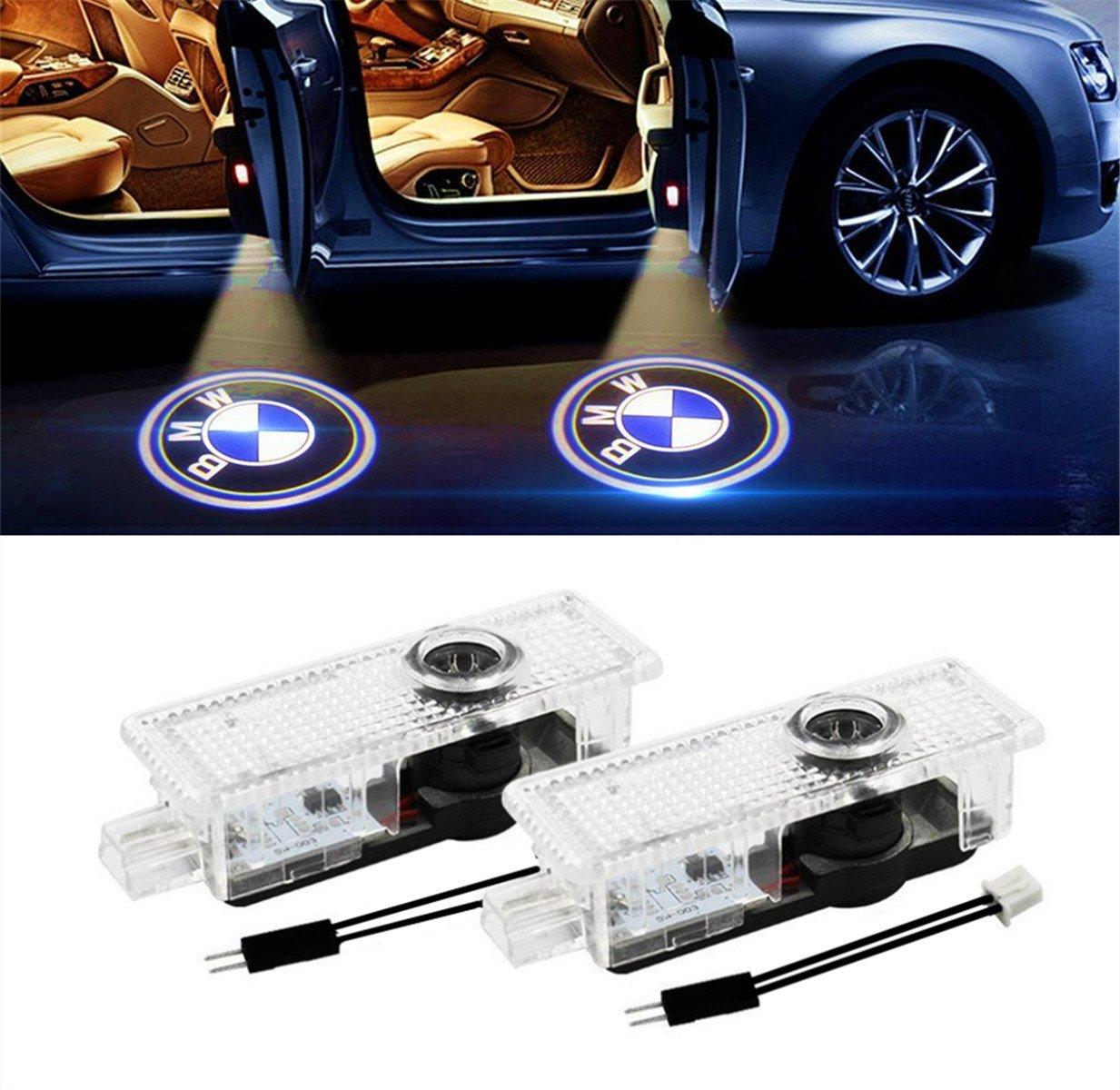 1pair Entry lighting Car High Definition Laser Projector Door Logo Light