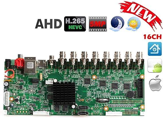 LTD8308K-ETC 8CH H.265 5 in 1 TVI AHD ANALOG CVI and 2CH 4MP IP 1080P HDMI DVR