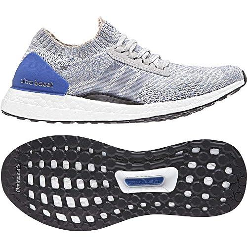 27d83f8196 Adidas Ultraboost X Tenis para Mujer Gris Talla 25.5  Amazon.com.mx ...