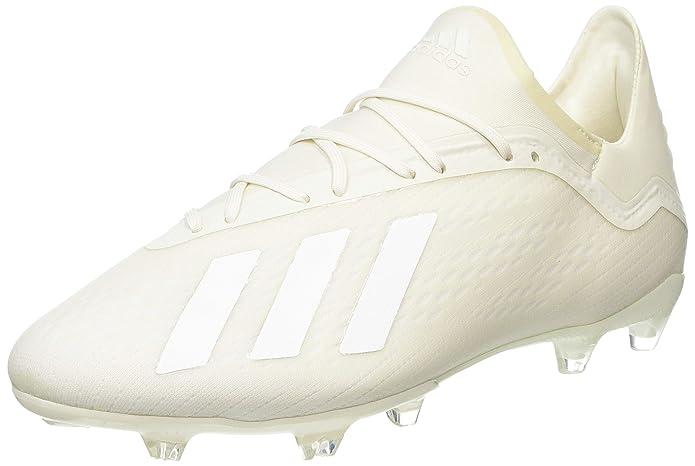 wholesale dealer b6f28 7d643 adidas X 18.2 FG, Botas de fútbol para Hombre  Amazon.es  Zapatos y  complementos