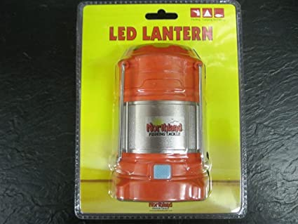 Amazon.com: Northland Tackle LED linterna w/cargador: Sports ...