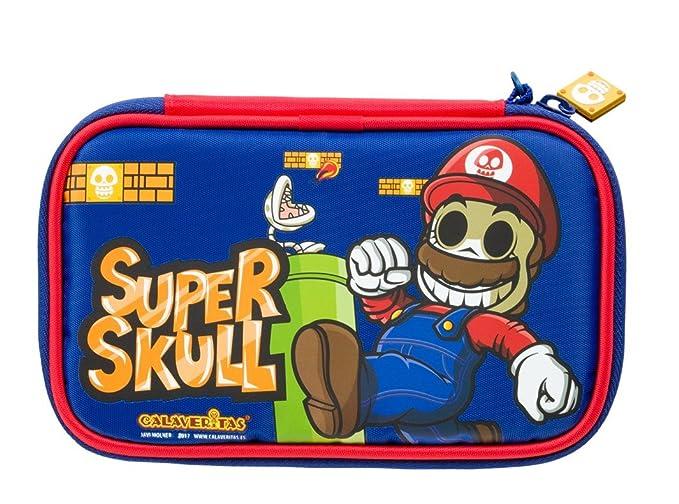 Indeca- Bolsa funda de transporte para Nintendo 3DS XL - 2DS XL de ...