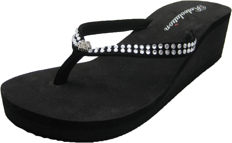 Women's Platform EVA Flip Flop Sandals