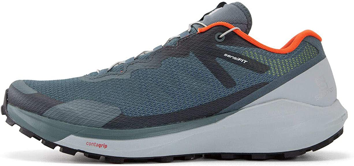 Salomon Men's SENSE RIDE 3 Trail Running Shoe