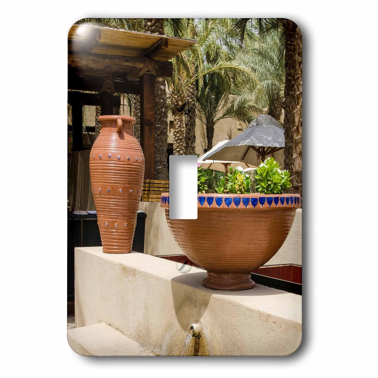 3dRose (1) Single Toggle Switch (lsp_226130_1) Resort and Spa. Dubai, United Arab Emirates.