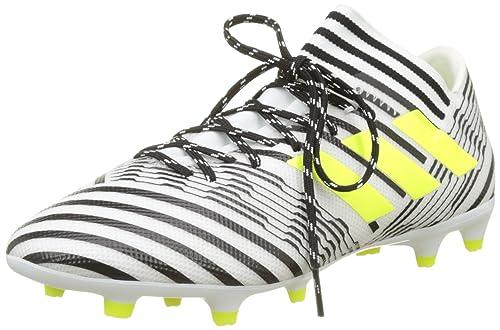 on sale bed24 753d4 ... adidas Nemeziz 17.3 FG, Zapatillas de Fútbol para Hombre, (FTWR  WhiteSolar new concept Zapato Adidas Futbol ...