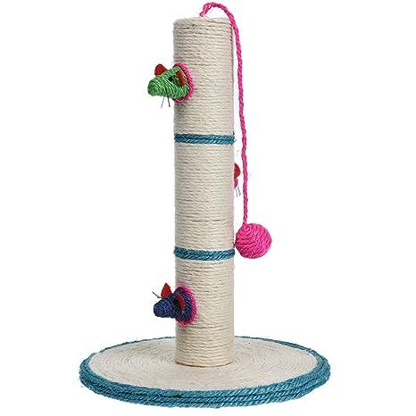 Koopman Perchero para gatos con diseño de árbol para arañar ...