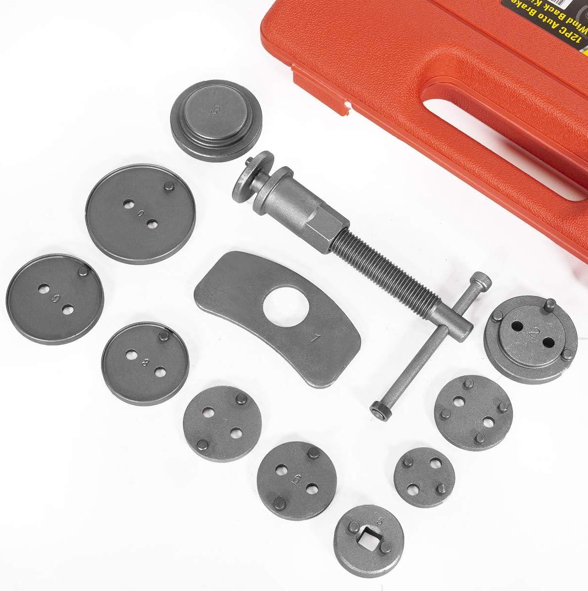 Brake Caliper Adapter NEW 2 Pair 4 pieces